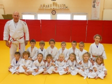Section Groupe Baby-Judo Eveil
